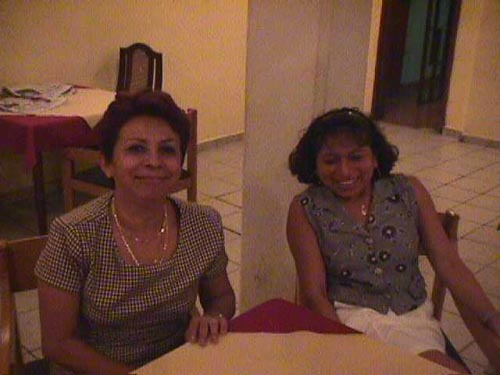 El calamar traveling cancun mexico 1999 with paul for Mother daughter vacation destinations